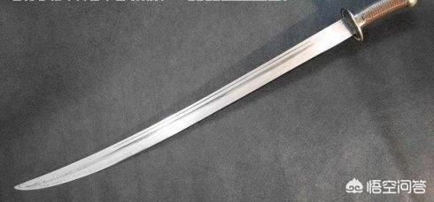 日本刀:日本刀源于唐朝横刀,唐刀是直的,日本刀为何是弯的?